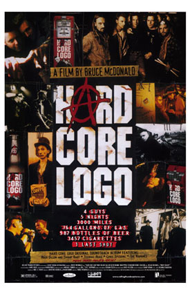Hard Core Logo film poster
