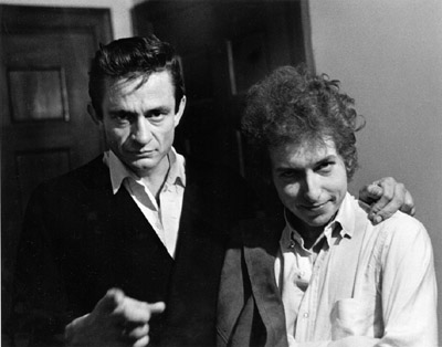 Johnny Cash & Bob Dylan